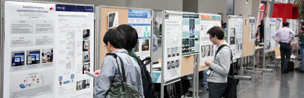 ISMAR 2014 Conference in Munich